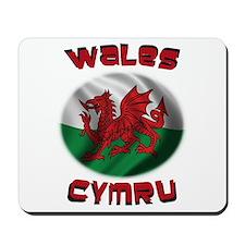 Wales Cymru Mousepad