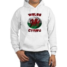 Wales Cymru Hoodie