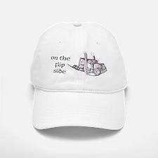 On The Flip Side Baseball Baseball Cap