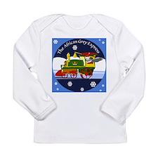 African Grey Express Long Sleeve Infant T-Shirt