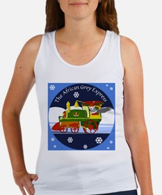 African Grey Express Women's Tank Top