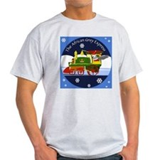 African Grey Express T-Shirt