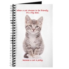 Picky Cat Journal