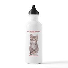 Picky Cat Water Bottle