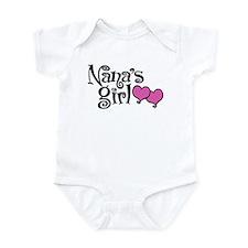 Nana's Girl Infant Bodysuit