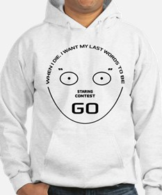 Staring Contest Hoodie
