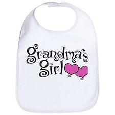 Grandma's Girl Bib