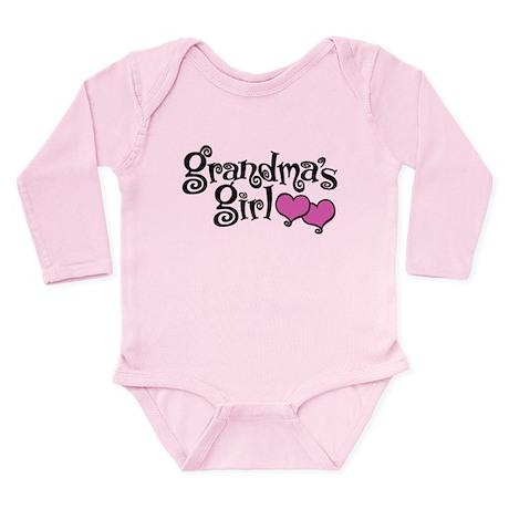 Grandma's Girl Baby Bodysuit