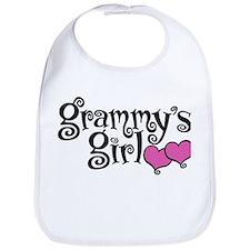 Grammy's Girl Bib