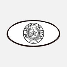 Secede Republic of Texas Patches