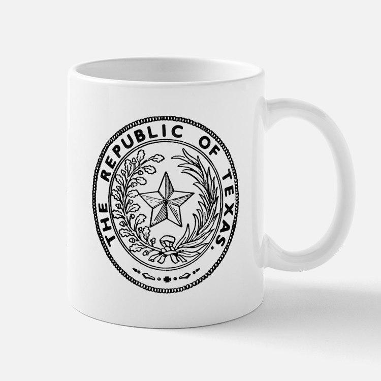 Secede Republic of Texas Mug