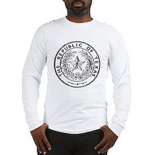 Secede Republic of Texas Long Sleeve T-Shirt