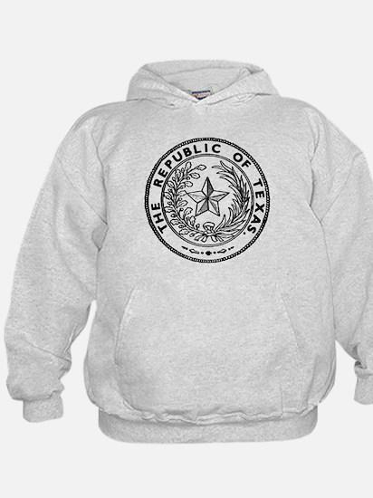 Secede Republic of Texas Hoodie