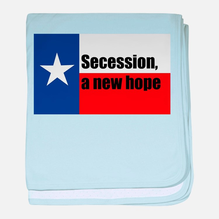 secession, a new hope baby blanket