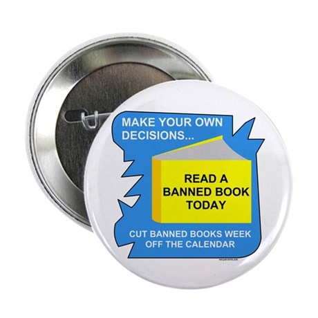 """Read Banned Books 2.25"""" Button (100 pack)"""