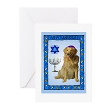 Marni Hanukkah card front Greeting Cards