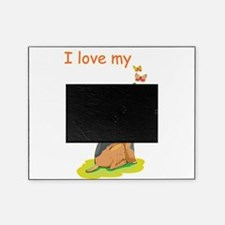 wire-hair-fox-terrier,i-lov.png Picture Frame