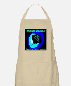Wildlife Warrior Mystic Death BBQ Apron