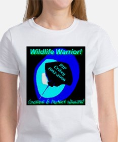 Wildlife Warrior Mystic Death Women's T-Shirt