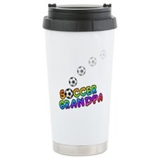 Soccer Grandpa.png Travel Coffee Mug
