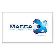 Team MaccaX Decal
