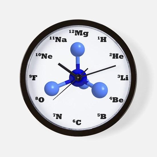 Funny Nerd Wall Clock