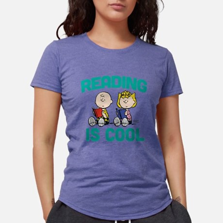 Reading is Cool Tri Blend T-shirt