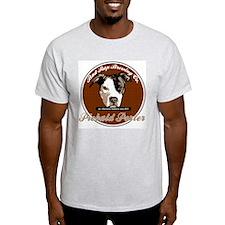 Piebald Porter Ash Grey T-Shirt T-Shirt