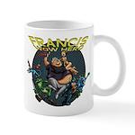 Francis - Wow Hero (Round Background) Mug