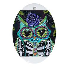Cute Cute owls Ornament (Oval)