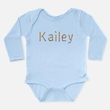 Kailey Pencils Long Sleeve Infant Bodysuit
