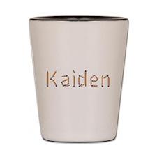 Kaiden Pencils Shot Glass