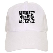 Best Husband and Father Baseball Cap