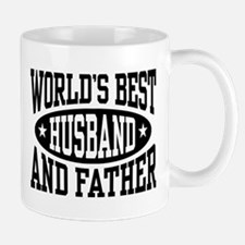 Best Husband and Father Mug