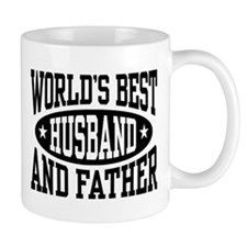 Best Husband and Father Mug