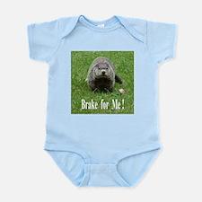 Groundhog Road Kill Infant Bodysuit