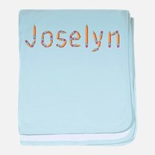 Joselyn Pencils baby blanket