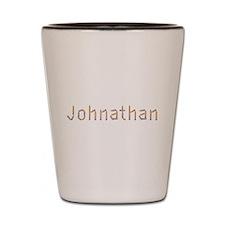 Johnathan Pencils Shot Glass