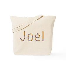 Joel Pencils Tote Bag