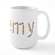 Jeremy Pencils Mug