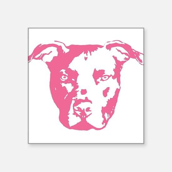 American Pit Bull Terrier Oval Sticker