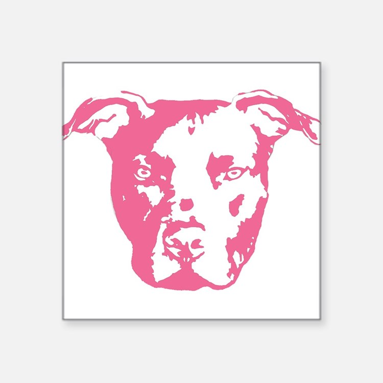 American Pit Bull Terrier Oval Sticker