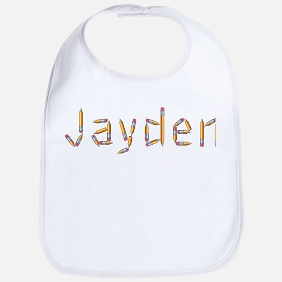 Jayden Pencils Bib