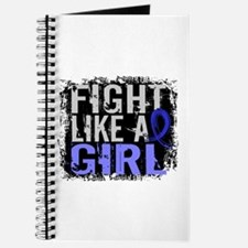 Licensed Fight Like a Girl 31.8 Colon Canc Journal