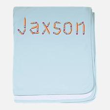 Jaxson Pencils baby blanket