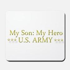 My Son My Hero U.S. Army Mousepad