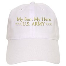 My Son My Hero U.S. Army Baseball Cap