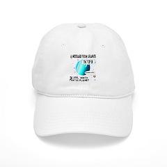 Message from Uranus Baseball Cap