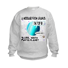 Message from Uranus Sweatshirt
