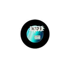 Message from Uranus Mini Button (10 pack)
